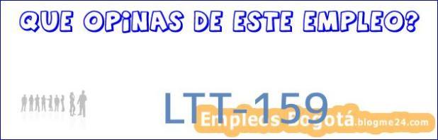 LTT-159   Cajero