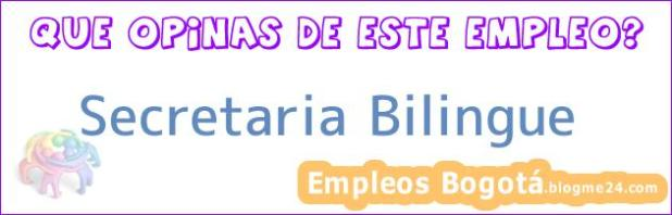 Secretaria Bilingue