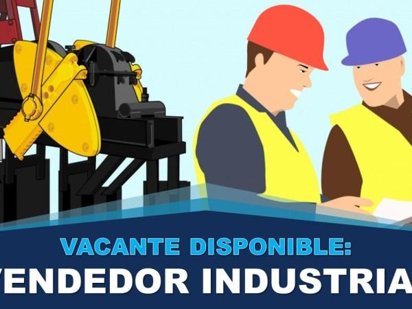 Vendedor Industrial