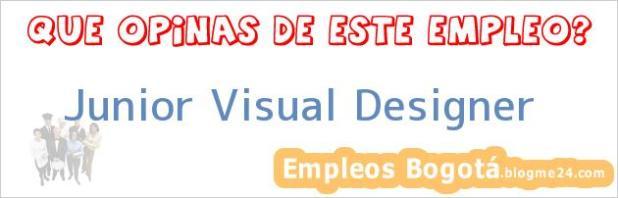 Junior Visual Designer