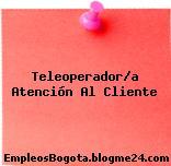 Teleoperador/a Atención Al Cliente