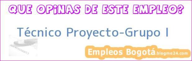 Técnico Proyecto-Grupo I