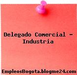 Delegado Comercial – Industria