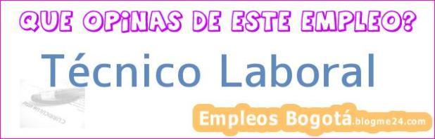 Técnico Laboral