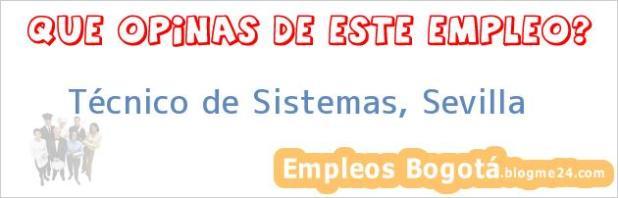 Técnico de Sistemas (Sevilla)