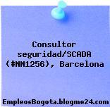 Consultor seguridad/SCADA (#NN1256), Barcelona