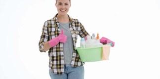 empleada del hogar empleada de limpieza en casa de familia domestic maid empleada domestica