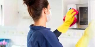 house cleaning empleada domestica empleada del hogar limpieza en casa de familia domestic maid
