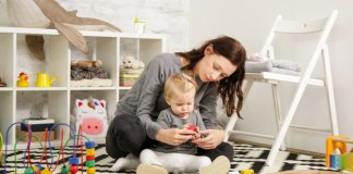 niñera externa cuidadora de niños canguro babysitter niñera con retiro