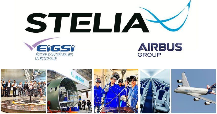 Campagne de Recrutement Stelia Aérospace
