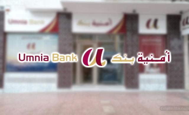 Umnia Bank recrute Différents Profils sur Plusieurs Villes