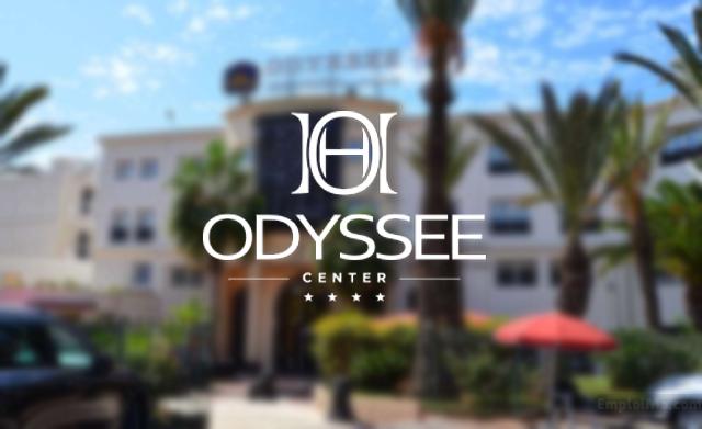 Odyssée Center Hotel Recrute (9 Postes)