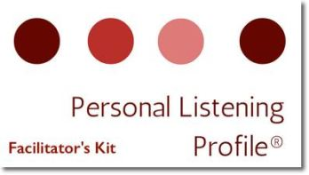 Personal Listening Profile® Facilitator's Kit