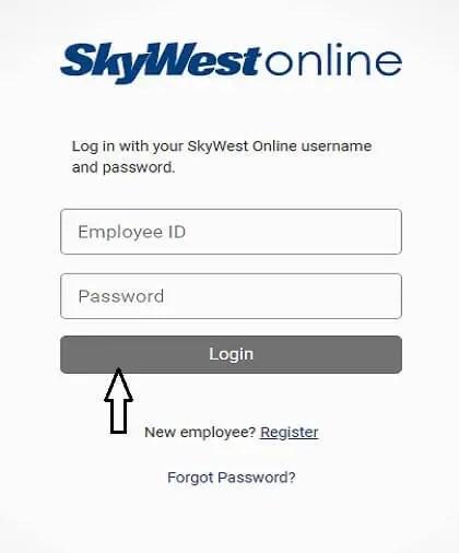 SkyWestonline employee login