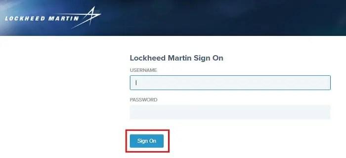 LMpeople Login Procedure using Username and Password