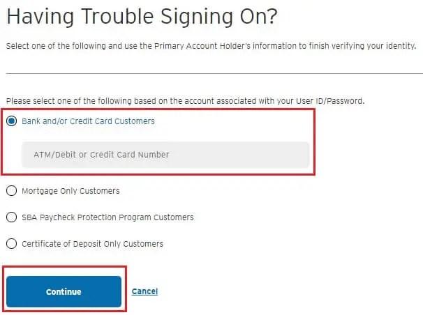 www.universalcard.com forgot password