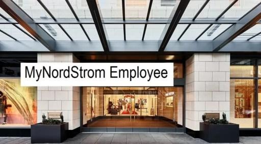 mynordstrom employee