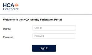 HCAhranswer login