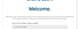 tesco e-learning portal