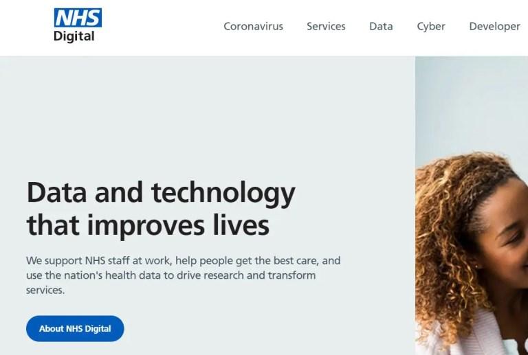 NHS Digital UK