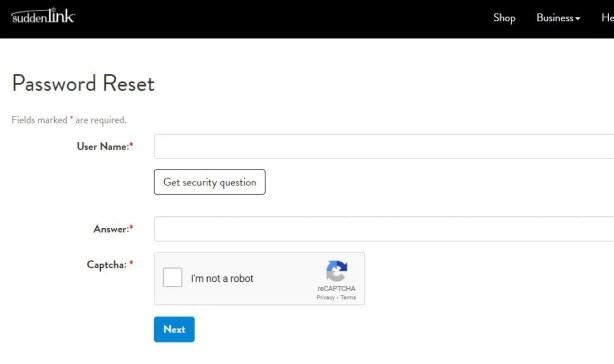 Suddenlink Bill Pay Login Password Reset