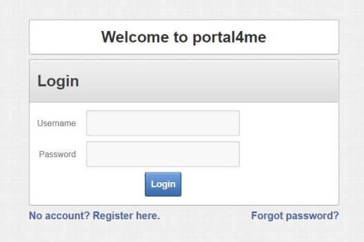 www.Portal4me.com Sign in