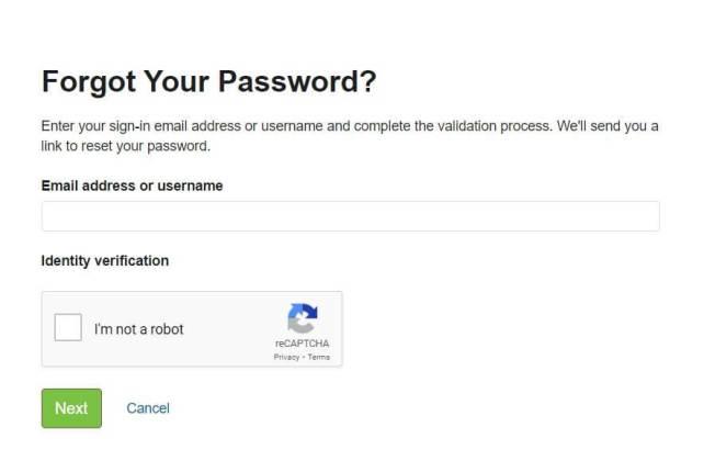 Reset YRMC Patient Portal Login Password
