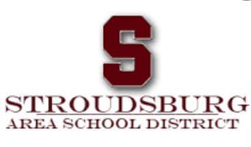 Stroudsburg School District Parent Portal