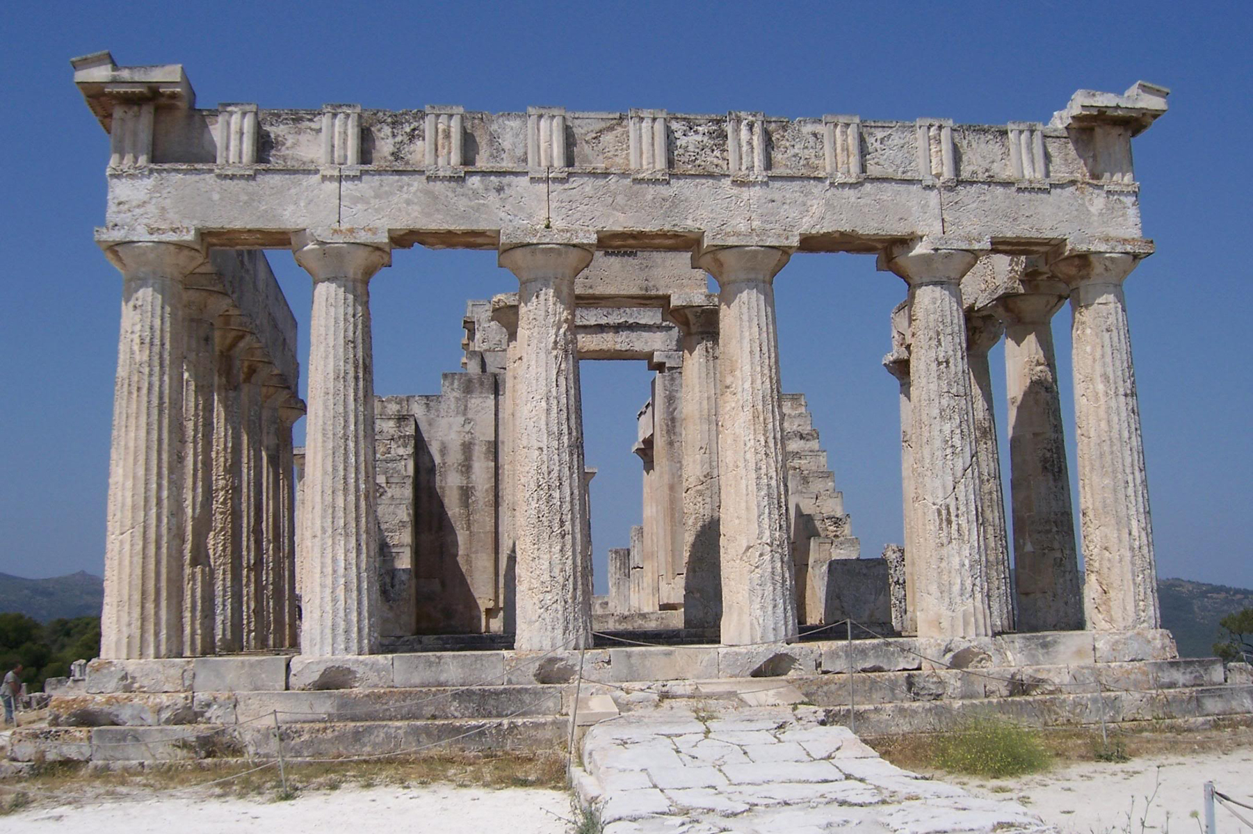 Early Greek Architecture