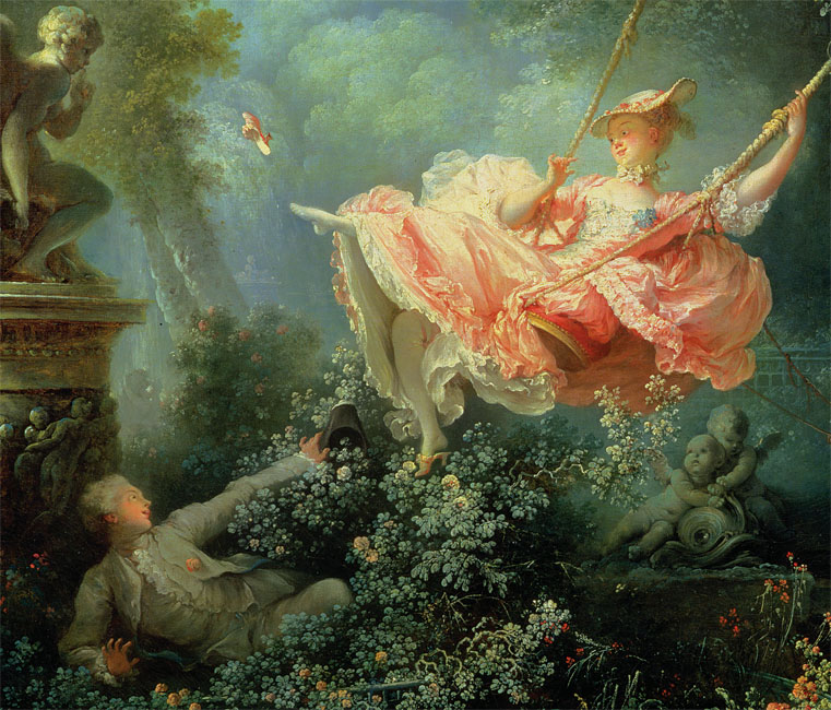 Rococo Painting in France