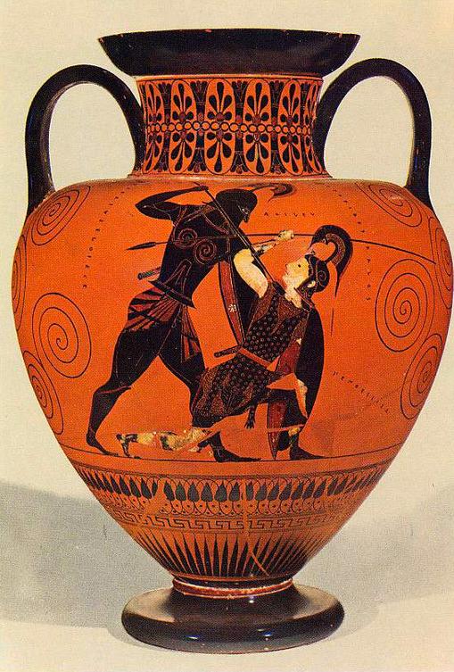 Archaic Vase Painting