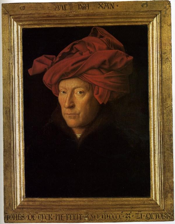 Jan Van Eyck Court Painter