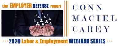 2020 Employment Webinar Series Banner