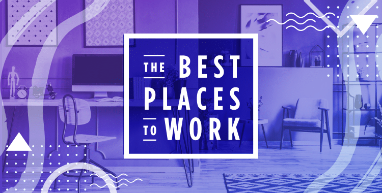 Best Places To Work Built In