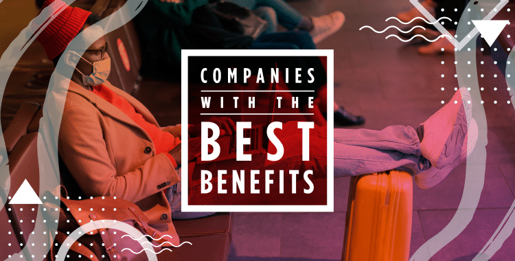 companies with the best benefits