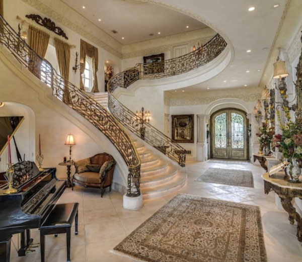 French Chateau Interior Styles Empora Luxury And