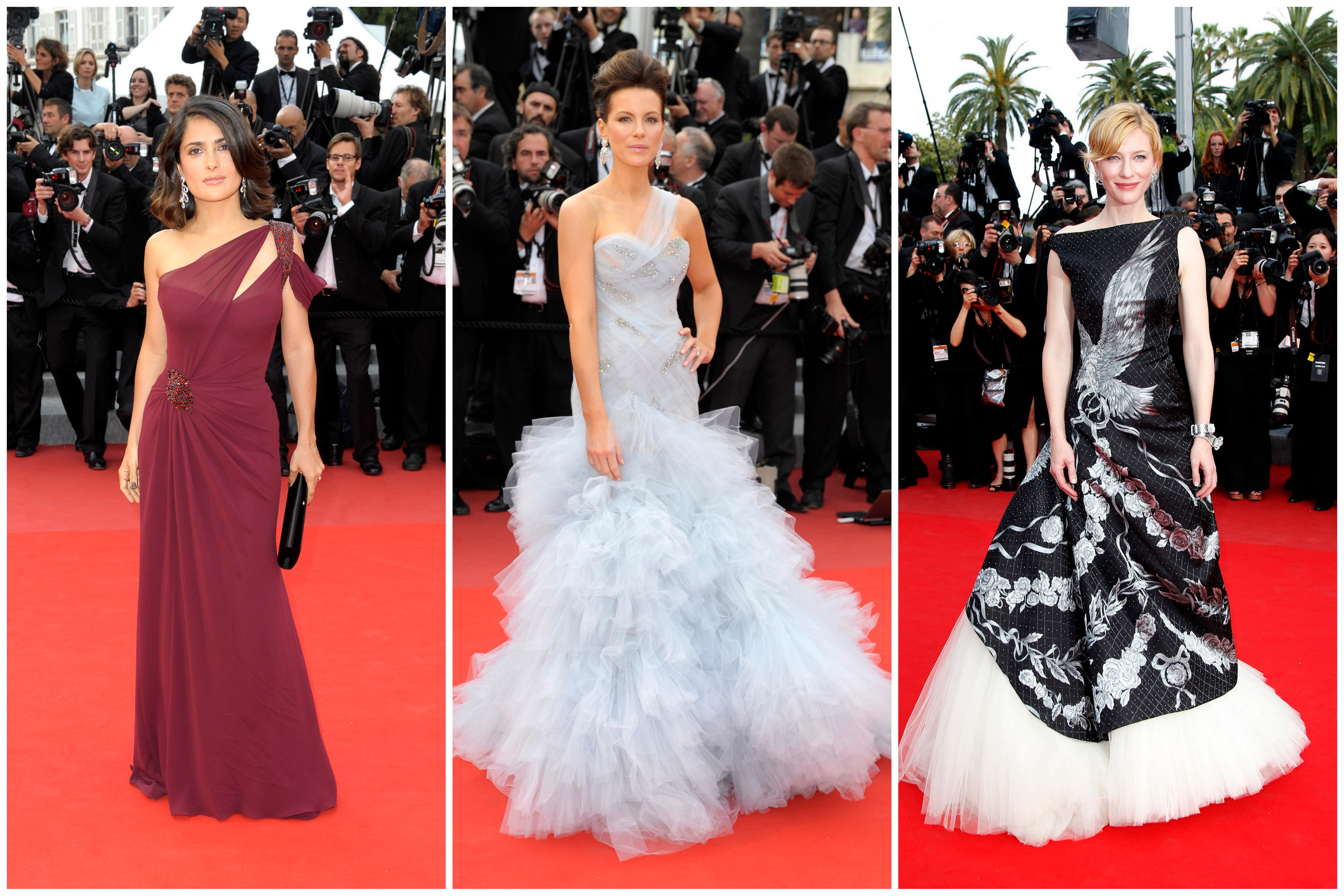 Roter Teppich Cannes 2016 Kleider Roter Teppich