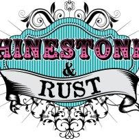 Ribbon Cutting for Rhinestones & Rust