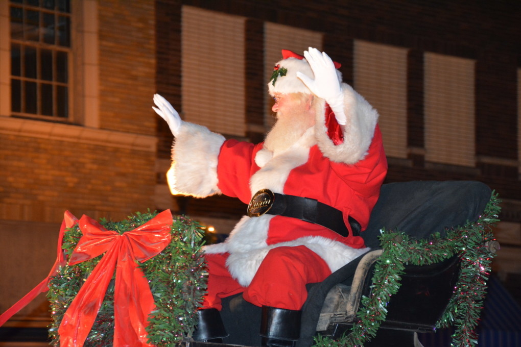Chamber Announces 40th Christmas Parade Award Winners