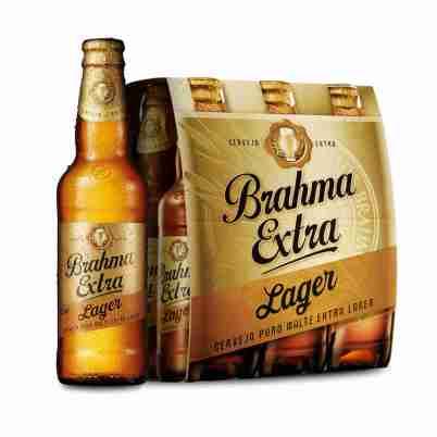 Cerveja Brahma Extra Lager 355ml Caixa (6 Unidades) - Empório da Cerveja
