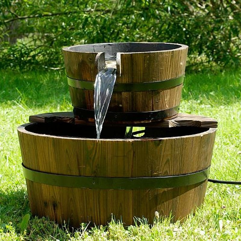 Idee Per Fontana Giardino