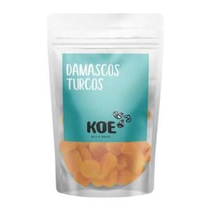 Damascos Turcos Koe Nuts y Snacks - Tienda Gourmet Emporio LaMarta