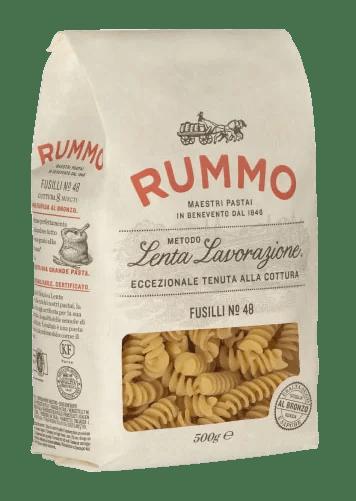 Pasta Fusilli n48 Importado de Italia - Tienda Gourmet Emporio LaMarta