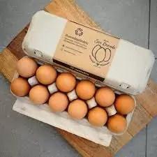 Huevos San Rosendo por Docena Gallina Feliz - Tienda Gourmet Emporio LaMarta