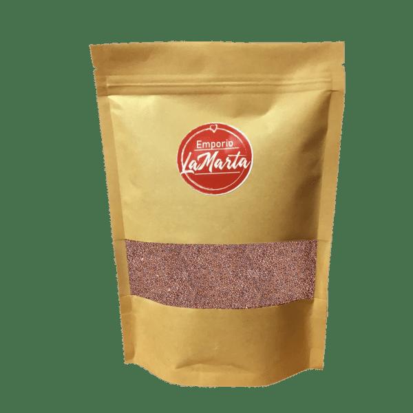 Quinoa Roja a Granel - Tienda Gourmet Emporio LaMarta