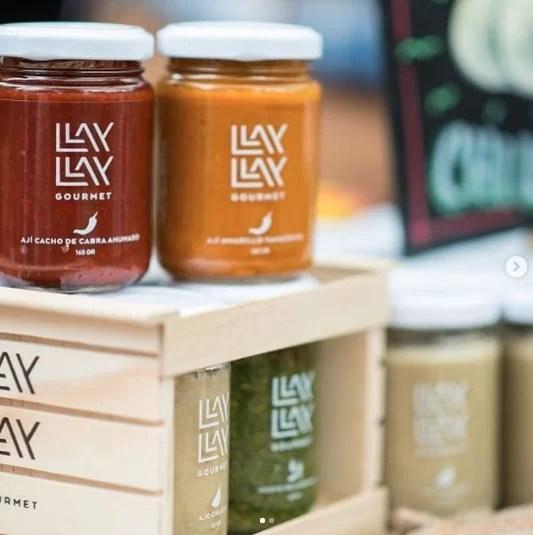 Set Salsas Llay Llay Gourmet - Tienda Gourmet Emporio LaMarta