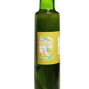 Aceite de Oliva con Ajo illi Gourmet - Tienda Gourmet Emporio LaMarta