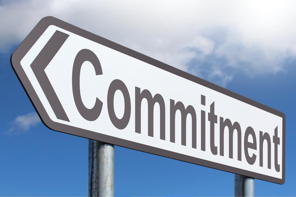 Commitment and Accomplishment