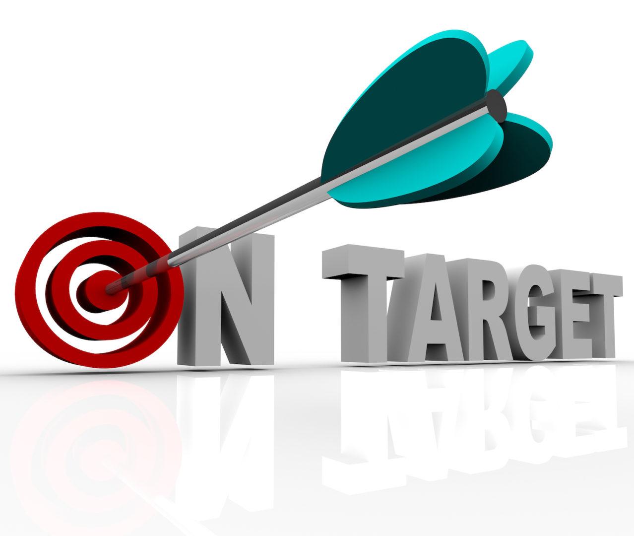 Reaching Your Target Credit Score