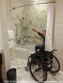 Hotel ADA Bathroom Requirements